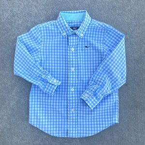 Vineyard Vines toddler boys 3t Button Up